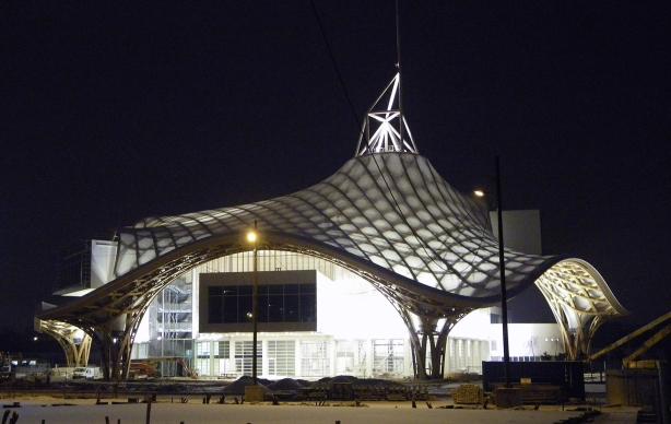 Centre Pompidou-Metz Metz, France